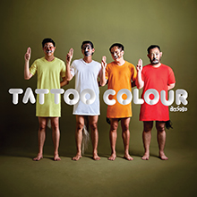 SudJing / TATTOO COLOUR